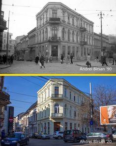 Piata Decebal ( Sf Vineri & Calea Mosilor) Sf, Bucharest, Time Travel, Louvre, Traveling, Building, Viajes, Buildings, Trips