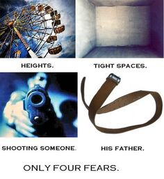 my thoughts: I think veronica roth is making all the characters face their fears cuz if you think of it Tobias faced heights, shooting someone AND conquered the fear of his father..