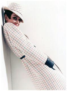 Douglas Kirkland   Audrey Hepburn, Paris 1965