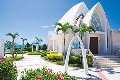 アクアグレイス・チャペル   国内挙式   リゾートウェディング「リゾ婚」なら【ワタベウェディング】