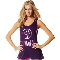 Love Me Or Loose Me Tank | Zumba Fitness Shop