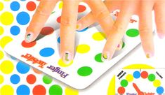 Teach preschoolers colors, left/right with Twister, and numeration (first, second, third...) with Finger Twister.