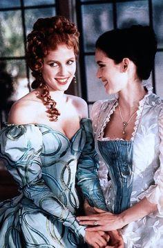 Bram Stoker's Dracula (1992) by Coppola - #CostumeDesign: Eiko Ishioka - Mina (Winona Ryder) and Lucy