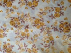 Retro Brentford Nylons double flat sheet by CurlyTink Retro Vintage, Vintage Items, Brentford, Double Duvet Covers, Flat Sheets, Yellow, Linens, Nylons, 1970s