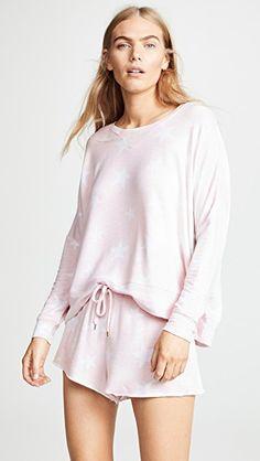 3972480cec6 Honeydew Intimates Starlight Sweatshirt
