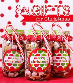 Snack ideas for christmas gifts