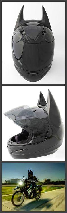Bat helmet…