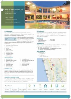 United-21 Emerald is located in the heart of the leisure hotspot of India. This boutique hotel in Goa offers a warm and comfortable stay at budget rates.