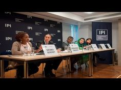 Eliasson: End the Negative Narrative on Youth | International Peace Institute