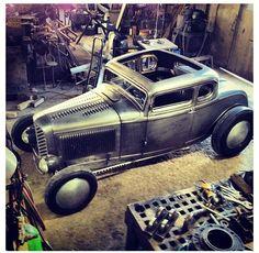 Cars | Tumblr. I love bare metal