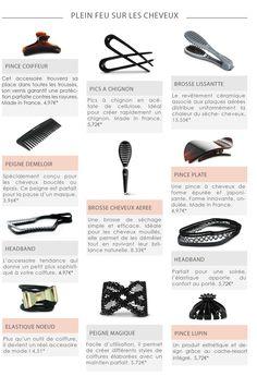 Les accessoires indispensables Elite models, et vous quel est le votre ?  #hair #accessories #beauty