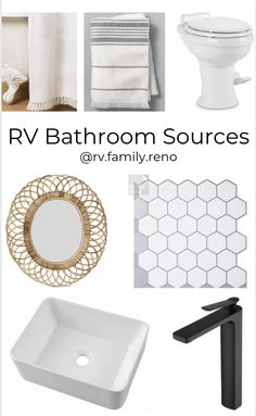 Bathroom Wall Colors, Rv Bathroom, Toddler Toilet Seat, Tic Tac Tiles, Sponge Painting, Vessel Faucets, Cabinet Colors, Countertops, Countertop