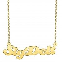 is it silly that i want this? once a sig delt always a sig delt #SDT