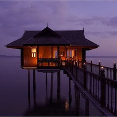 Dreaming of this place! Amazing! Pangkor Laut, Malaysia via @myexterior