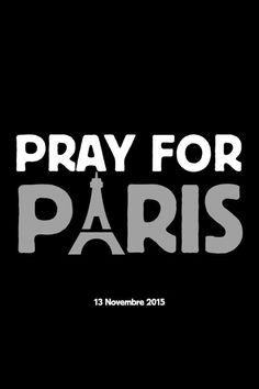 Pray for Paris - 13 novembre 2015 Pray For Paris, Attentat Paris, Content Management System, Paris 13, Paris Attack, Oils For Sleep, Refugees, Emotion, Opus