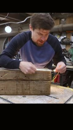Here is how you can take a wood, and use your led light strips to make it full of lighting. Spend your time at home productive. Follow us for more DIY guides. Order now! Woodworking Projects Diy, Diy Wood Projects, Wood Crafts, Woodworking Bench, Wooden Pallet Crafts, Awesome Woodworking Ideas, Woodworking Workshop, Woodworking Videos, Diy Home Decor