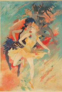 Les Arts. 1891