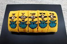 Biskuitrolle Minion by stierchen38 Minions, Minion Cakes, Cake Decorating, The Minions, Minions Love, Minion Stuff