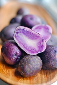 Best peruvian purple potatoes recipe on pinterest for Different ways to cook russet potatoes