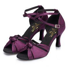 D1081 Ladies Ballroom latin dance shoes discount price dance shoes ship worldwide