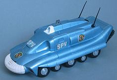 Shadow Patrol Vehicle (Dinky)