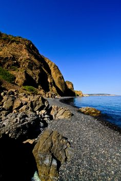 Chios, Volcanic Rock, Acropolis, Ancient Greece, Mythology, Greek, History, Beach, Water