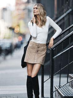 Karlie Kloss   fashionlove.com.au   Street Srtyle