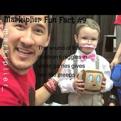 Markiplier fun fact #9