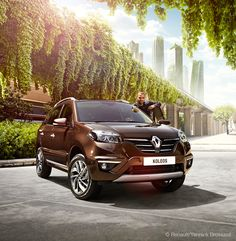 Renault Koleos with Y.Brossard & TP on Behance