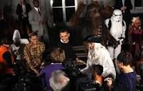 "Episode 6  President Obama threw a star-studded, ""Alice In Wonderland""-themed Halloween party at the White House in 2009, New York Times correspondent Jodi Kantor writes in her new book, ""The Obamas."""