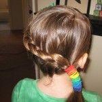 St. Patricks Day-rainbow elastics