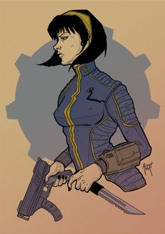 Fallout Theme, Fallout Fan Art, Fallout 2, Fallout New Vegas, Apocalypse Aesthetic, Post Apocalypse, Character Inspiration, Character Art, Design Inspiration