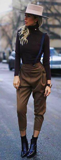 Suspenders in the City