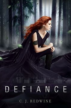 Defiance by C. Redwine (Book 1 in the Defiance Trilogy) Ya Books, I Love Books, Great Books, Books To Read, Reading Books, Book Nerd, Book 1, Romance Paranormal, Bon Film
