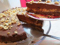 Ζουζουνομαγειρέματα: Τούρτα γιορτινή σοκολάτας!