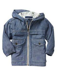 Chambray jacket | Gap
