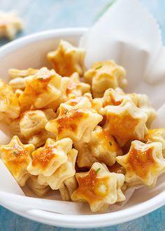 puff pastry bites recipe