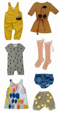 kids clothes from Spring 2011 Bobo Choses