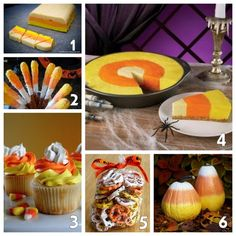 Autumnal candy corn cheesecake recipe and other tantalizing goodies