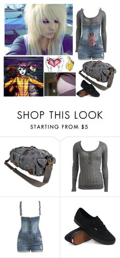 """""""Untitled #18"""" by gir-faced-girl ❤ liked on Polyvore featuring VIPARO, Wet Seal, Vans and FRUIT"""