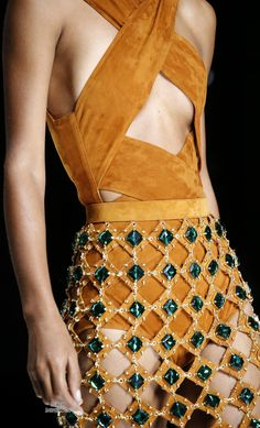 Balmain SS2016 Women's Fashion RTW   Purely Inspiration