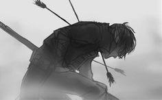 Dragon Age Inquisition, Elfen, Picture Prompt, Manga Anime, Anime Art, Anime Boys, Battle Scars, Story Inspiration, Writing Inspiration