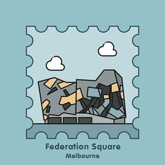 #federation #square #melbourne #melbournesights #australia #design #illustration #vector #graphic #graphicdesign #vectorart #concept #icondesign #icon #iconaday #icons #inspiration #materialdesign #instaart #creative #bestvector #behance #digitalart #designer #illustrator @graphicroozane @iconaday @cityofmelbourne by volkanbyklty