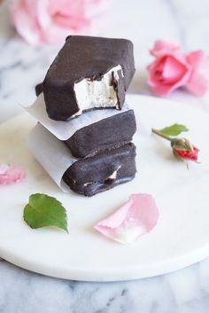 Vanilla Carob Ice Cream Bars {AIP, Paleo} – Healing Family Eats