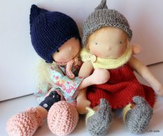 Jammy Kiss # 16 and Iris by little jenny wren