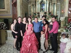 "Quinceanera ""Sweet sixteen""."