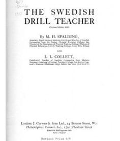 Swedish Drill Teacher