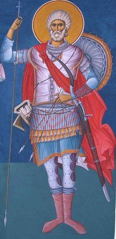 Άγιος Μηνάς / Saint Menas