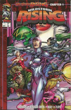 WildStorm Rising Chapter 1