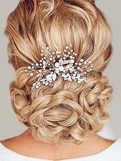 Wedding Hairstyles with Accessories – lilostyle